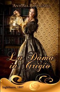 """La dama in grigio"" di Antonia Romagnoli"
