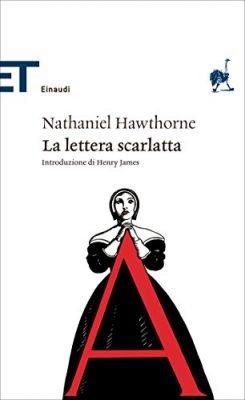 """""""La lettera scarlatta"""" di Nathaniel Hawthorne"""