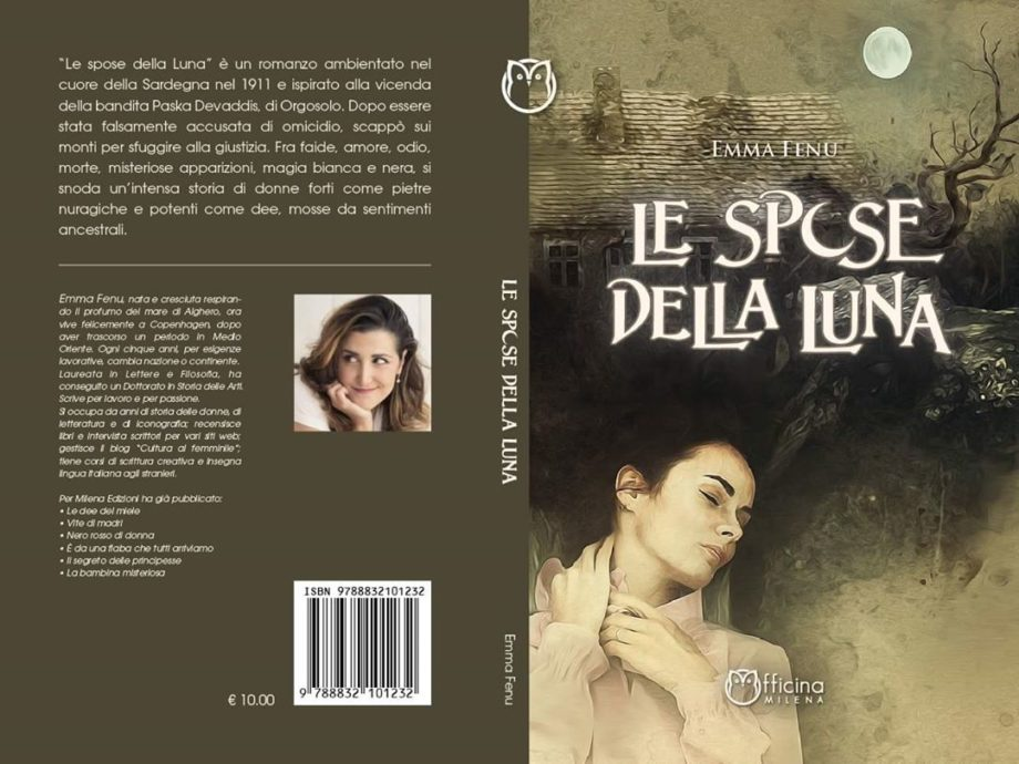 """""""Le spose della Luna""""di Emma Fenu"""